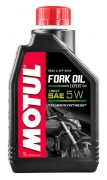 Масло вилоч. Fork Oil Exspert Light 5W 1л